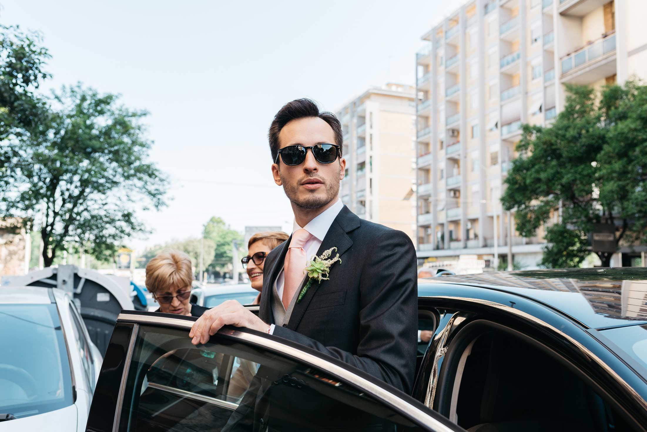 Fotografo-Di-Matrimonio-Roma-Reportage-Preparativi-Sposo