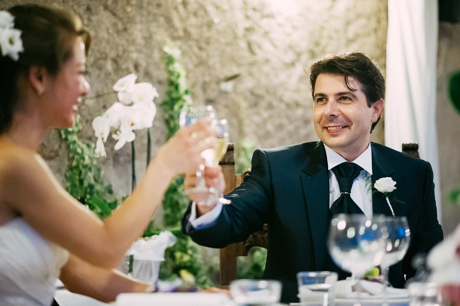 Fotoreportage-Di-Matrimonio-Roma-Ricevimento