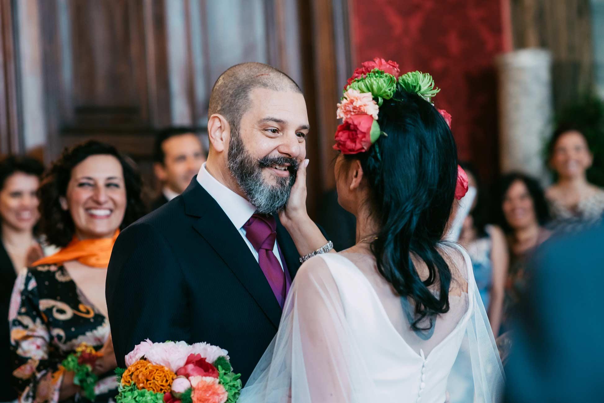 Reportage-Di-Matrimonio-Fotografo-Roma-Cerimonia-1