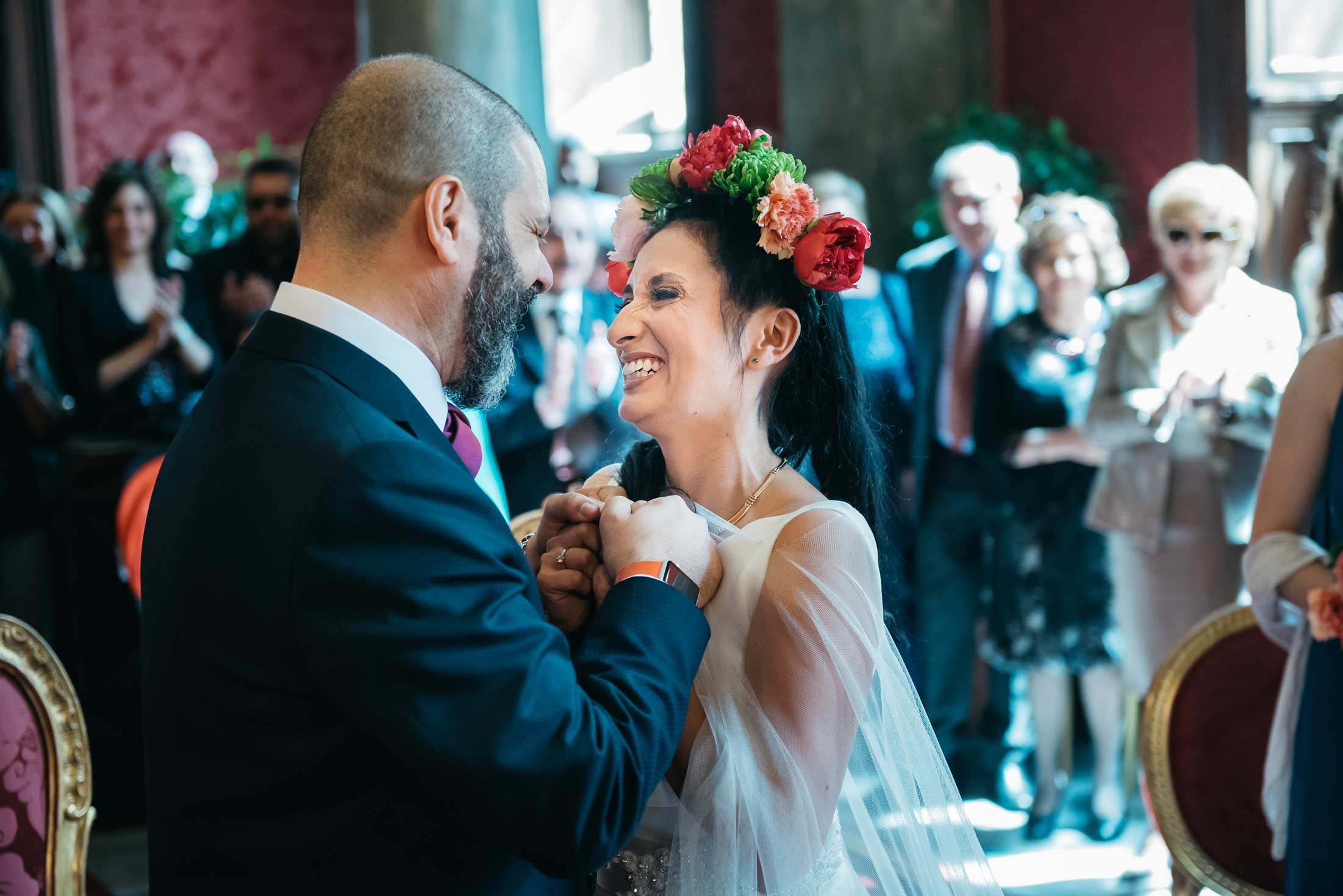 Natural-Wedding-Photography-Wedding-in-Rome-Ceremony